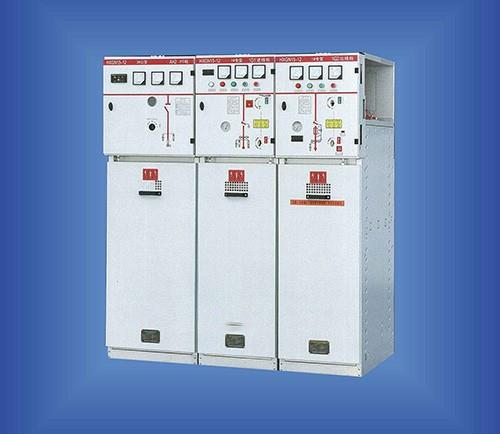 单元式交流金属封闭环网开关设备(HXGN15-12)