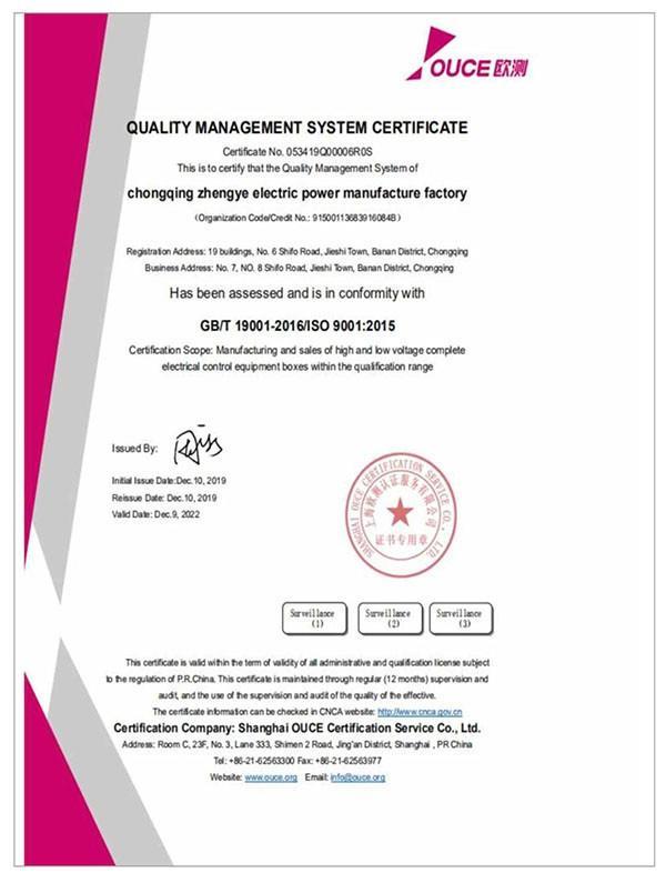 质量管理体系(英)